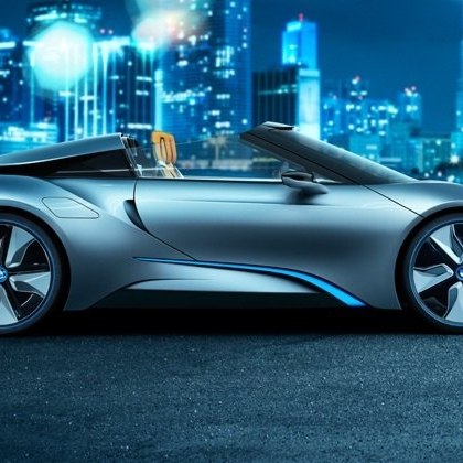 bmwi8-spyder-side