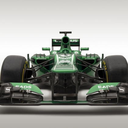 caterham-ct03-front