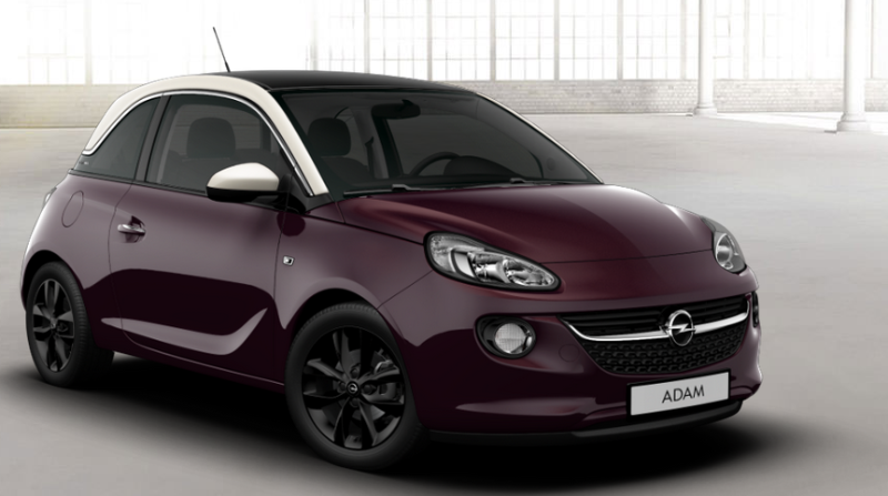 se marier en opel adam c est possible actualit s sport. Black Bedroom Furniture Sets. Home Design Ideas