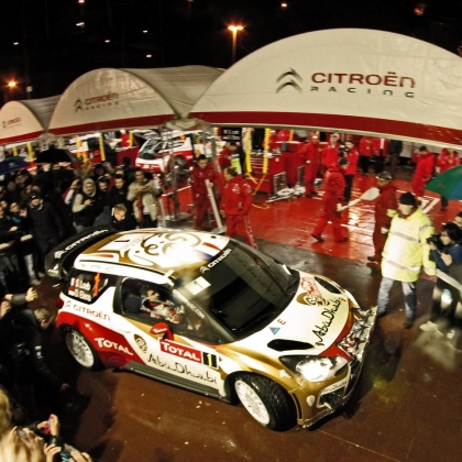 WORLD RALLY CHAMPIONSHIP 2013