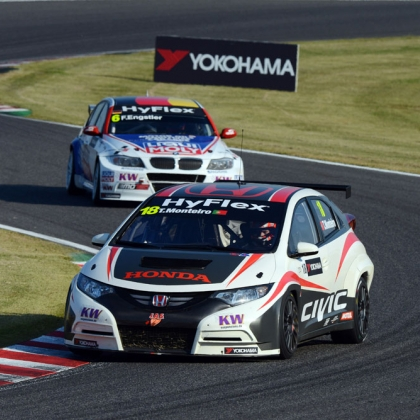 FIA WTCC Suzuka, Japan 19-21 October 2012