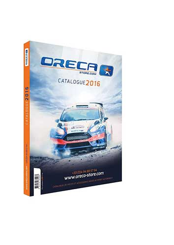 FOCUS : le catalogue ORECA Store 2016