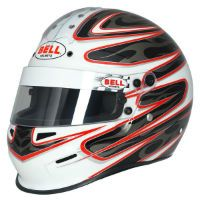casque karting bell