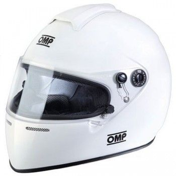 casque karting OMP