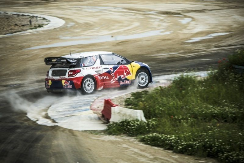 sebastien loeb belle victoire du rallycross au x games 2012 actualit s sport auto le pilote. Black Bedroom Furniture Sets. Home Design Ideas