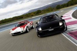New stratos VS old model