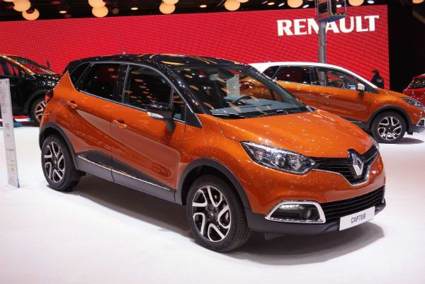 essai de la renault captur actualit s sport auto le. Black Bedroom Furniture Sets. Home Design Ideas