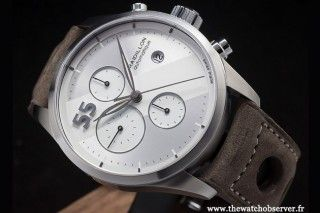 montre raidillon chronographe