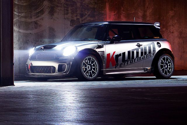 mini john cooper works tuning krumm performance