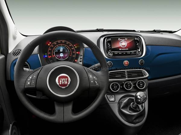 nouvelle fiat 500 2015 actualit s sport auto le pilote blog sport auto. Black Bedroom Furniture Sets. Home Design Ideas