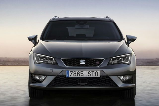 la seat leon st en vid o actualit s sport auto le pilote blog sport auto. Black Bedroom Furniture Sets. Home Design Ideas