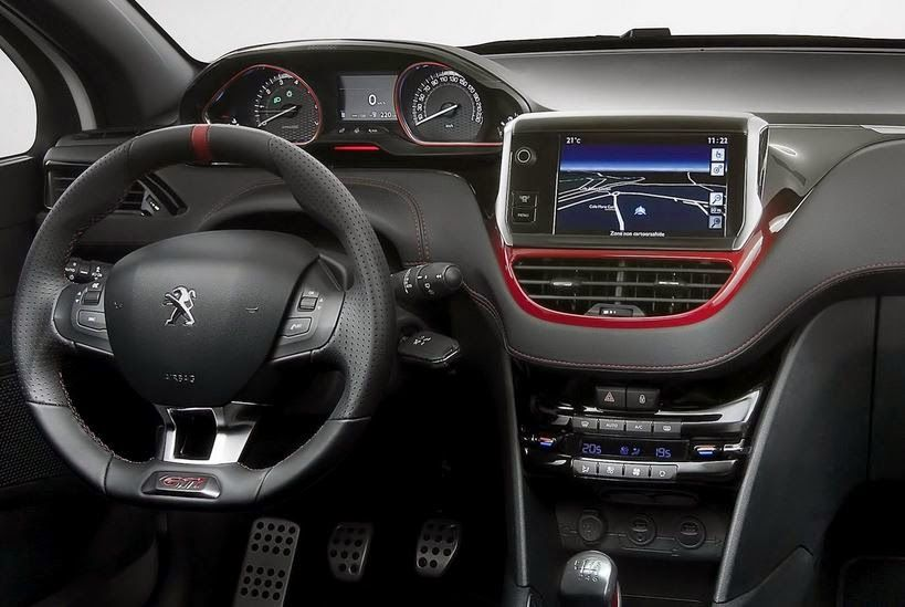peugeot 208 gti 30i me anniversaire actualit s sport auto le pilote blog. Black Bedroom Furniture Sets. Home Design Ideas