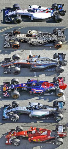 calendrier et lieux de la formule 1 en 2018 actualit s sport auto le pilote. Black Bedroom Furniture Sets. Home Design Ideas