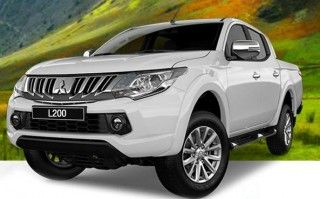 mitsubishi l200 pick up ou s u v actualit s sport auto. Black Bedroom Furniture Sets. Home Design Ideas