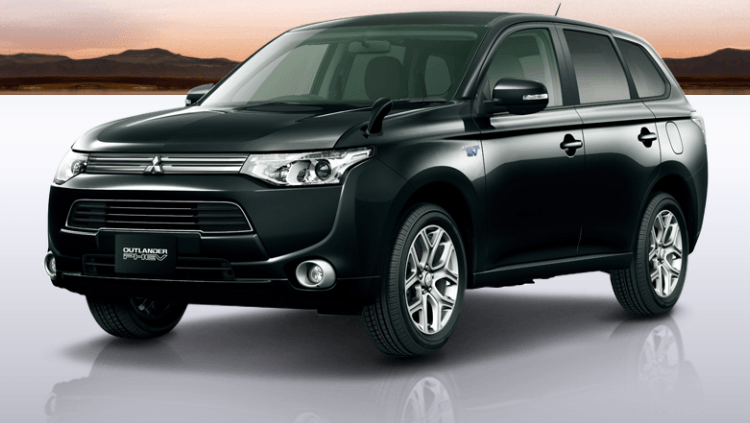 avis sur le mitsubishi outlander phev actualit s sport auto le pilote blog. Black Bedroom Furniture Sets. Home Design Ideas