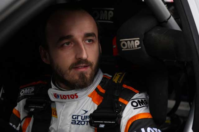 Retour possible en circuit pour Robert Kubica